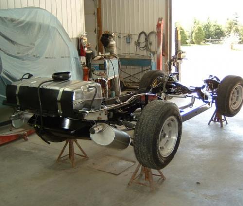 complete corvette restoration